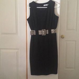 Calvin Klein dress.